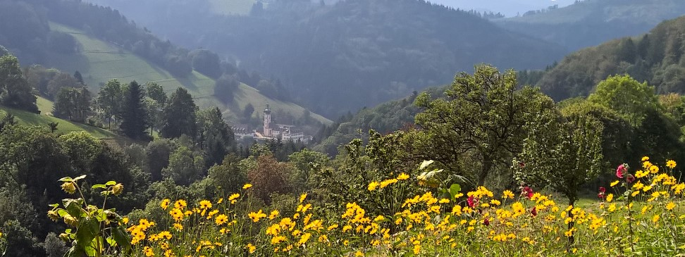 St. Ulrich im Herbst