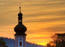 Turm der Klosterkirche St.Ulrich