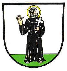 Wappen der ehem. Gemeinde St. Ulrich