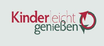"""Logo Caterer """"Kinderleicht genießen"""""""