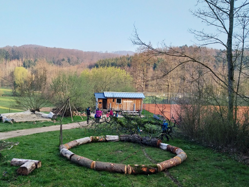 Naturkindergarten hat am 01.04.2019 den Betrieb aufgenommen