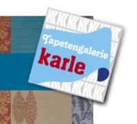 Logo Tapetengalerie Karle