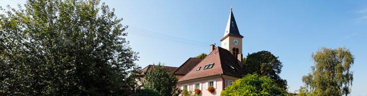 Kirche in Bollschweil