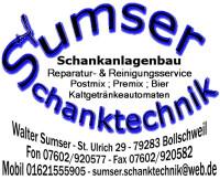 Logo Sumser Schanktechnik