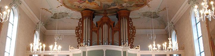 Metzler-Orgel in St.Ulrich