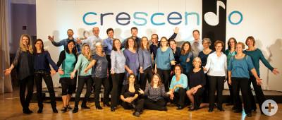 Der Chor crescendo