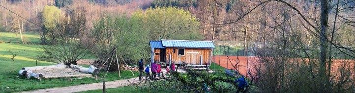 Banner Naturkindergarten