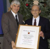 2007 Verleihung des Ehrenbürgerrechts an Willi Bechtold