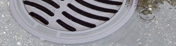 Banner gesplittete Abwassergebühr