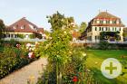 Garten von Schloss Bollschweil