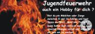 Banner Jugendfeuerwehr