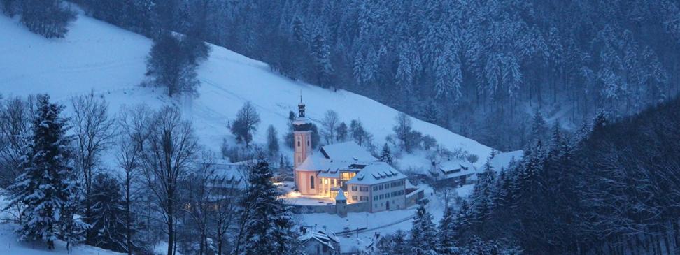 Winterabend in St. Ulrich