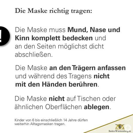 Erweiterte Maskenpflicht ab 25.01.2021-6