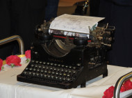 Schreibmaschine historisch